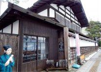 廻船問屋として江戸時代に栄華を極めた鐙屋の屋敷は、国指定史跡「旧鐙屋」となり、多くの観光客が訪れている