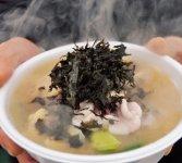 寒い冬は寒鱈汁を食べてほっこり!