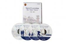 川越一番街商業組合がエスプリライン社と作製した英会話教材。CD4枚組