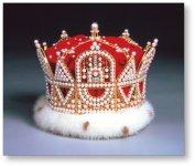 真珠博物館で展示されている「パールクラウンⅠ世」