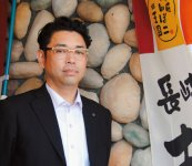 「長崎は県庁所在地で人口が減っている市の1つです。こうした活動を通じて地場産業を盛り上げ、市民に希望を持ってもらえれば」と語る長崎商工会議所の高嶋進さん