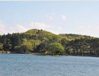 日本最古の公園といわれる南湖公園。身分の差を越え、 誰もが憩える「士民共楽」という理念を掲げている