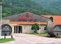 地元産ワインの大型テーマパーク「島根ワイナリー」
