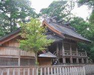 近年パワースポットとしても注目を集める須佐神社