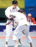 ソウル五輪で銅メダルを獲得。日本女子柔道界の先駆者として、輝かしい実績を築いてきた