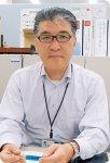 「増子さんは周りにいい刺激を与えてくれています」と語る吉本貴徳課長