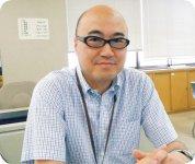「国産たけのこの需要の高さを再認識できた」と語る田中雅一さん