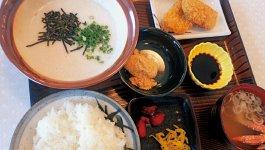 東海道の宿場で旅人が食べていたとされるとろろ汁は今でも地元の人が愛する食