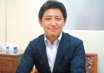 「これからも顧客志向でビジネスモデルを進化させていきたい」と抱負を語る長谷川幸則社長