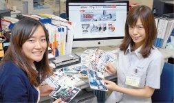 3万人の海外エンジニアが集うFacebookページを運営。担当は若い女性社員たちだ。「正社員もパートも関係ないです。どんな企画でも言い出しっぺがリーダーとなり、アイデアと能力を発揮します」(松橋さん)