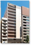 ビジネスホテル「三交インGrande東京浜松町」。今年8月に東京浜松町にオープンした。ほかに三重、愛知、静岡に展開している