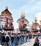 高岡御車山は、重要有形・無形民俗文化財、両方の指定を受けている数少ない事例の一つだ