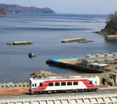 三陸鉄道 写真提供:三陸鉄道株式会社