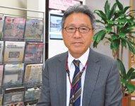 観光協会の横尾専務理事は「これから観光地としての富岡をつくっていきたい」と意気込んでいる