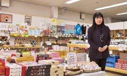 「もっともっと富岡のまちを元気にしたい」と語るまちづくり富岡社長の齋藤利志子さん