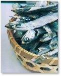 讃岐うどんの出汁に使われる「いりこ」。伊吹島いりこは日本一と称されている