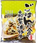 ご飯がすすむと人気の「高菜油炒め」は、福岡の家庭の食事ではよく見られる。この商品も佐藤食品のプライベートブランド(PB)だ