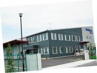 群馬県前橋市にある旭化成の社屋。発泡スチロールの機能部品分野において高いシェアを誇っている