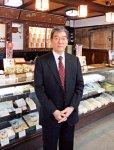「世の中の甘味離れという流れの中で、どうやったらうちのよさを売り込めるのか、それは本物にこだわるしかないと思い至りました」と髙橋さん