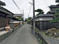 交通の要衝として栄えた橋本市。旧高野街道の面影も残っている