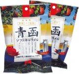 函館と青森の企業が連携してつくった「青函キャラメル」。ほかにも同様の連携商品が多数ある
