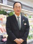 「函館にはおいしいスイーツを提供する店が点在しています。その味をおいしいコーヒーとともに味わえる場所も提供していきたい」と語る岩岡正剛店長