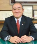 「県内と函館の会員事業所が力を結集すれば優れたビジネスモデルが生まれる」と若井敬一郎会長は期待する