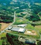 バイオテクノロジー、エレクトロニクスなど多様な分野の工場や研究施設の立地が進む「かずさアカデミアパーク」