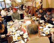 試食商談会では、当日に契約を決めた企業もあった