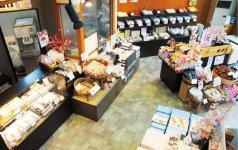 かりんとうの直売店「北かり」。旭川本店のほか、札幌にも2店舗を構える