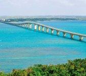 来間大橋 写真提供:一般財団法人 沖縄観光コンベンションビューロー