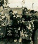 昭和30年代ごろの配達の風景