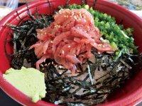 桜エビを生で食べられるのは、唯一静岡だけ」という強みに着目し、桜エビグルメで地域PRを展開中