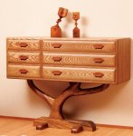 大川家具:船大工の技術をルーツにした「指物」から大川の家具づくりが始まる