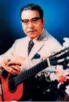 古賀政男:大川市生まれの昭和の大作曲家。昭和53年に国民栄誉賞を受賞。作曲した古賀メロディーは5000曲を超えるといわれる