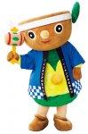 大川市イメージキャラクター「モッカくん」大川木工まつりを盛り上げます
