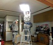 コンセントや電球の付け替えなどの小口工事でも迅速丁寧に対応