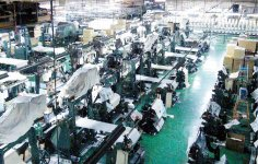昭和47年設立の太田工場。ここで羽二重や絽、紗、綸子(りんず)など数々の白生地が生み出される