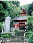 佐野七福神のひとつである礒山弁財天。日本名水百選の弁天地があり、鎌倉時代に藤原秀郷により創建されたといわれている