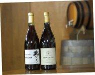 北の大地で醸された芳醇で香り豊かなワイン。店舗内のゆったりとした空間の中で試飲、お買い求めいただけます
