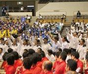 中国ブロック大会には加藤勝信一億総活躍担当大臣が臨席