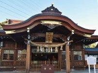 五穀豊穣・万物の育成の神である玉姫命が祭られている「田縣神社」