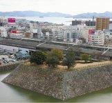 築城450年を迎えた三原城跡
