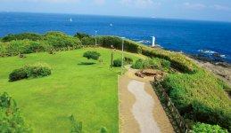 県立城ヶ島公園。ハイキングコースは1年を通して大人も子どもも楽しめる