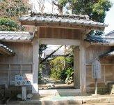 NHK大河ドラマ「篤姫」のロケ地にもなった竹添邸。
