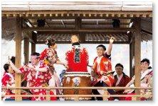 勝山左義長祭り:300年の伝統を誇る奇祭。浮かれ打つ太鼓と圧巻のフィナーレ「どんど焼き」