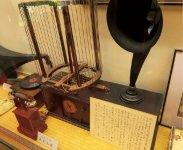 大正14年にアメリカから5台輸入された日本最古のラジオの一つ。日本に現存するのはこれだけ