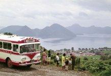札幌観光バスは道内の観光バス会社の中でも老舗の部類に入り、創業時は10台のバスから始まった