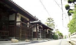 熊野街道(小栗街道):京都から大阪を経由して紀伊熊野へと通じる熊野詣での道