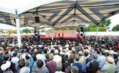 和泉市商工まつり:毎年10月下旬に開催。地場産品の卸売りや有名歌手による歌謡ショーなどが行われる和泉市の一大イベント
